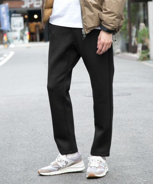 URBAN RESEARCH / アーバンリサーチ その他パンツ | Champion×URBAN RESEARCH 別注WRAP AIR UR FIT PANTS(BLACK)