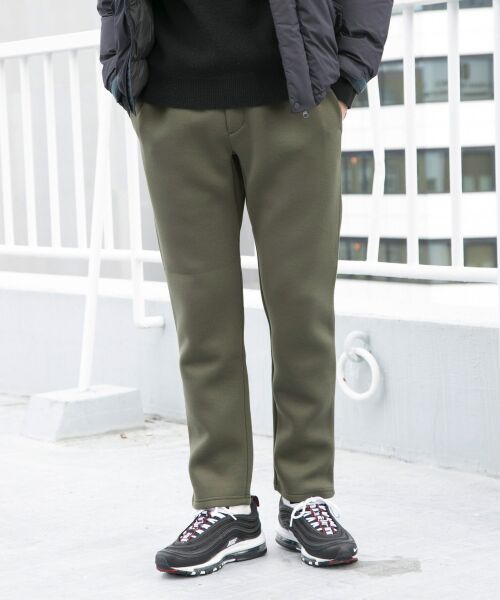 URBAN RESEARCH / アーバンリサーチ その他パンツ | Champion×URBAN RESEARCH 別注WRAP AIR UR FIT PANTS(OLIVE)