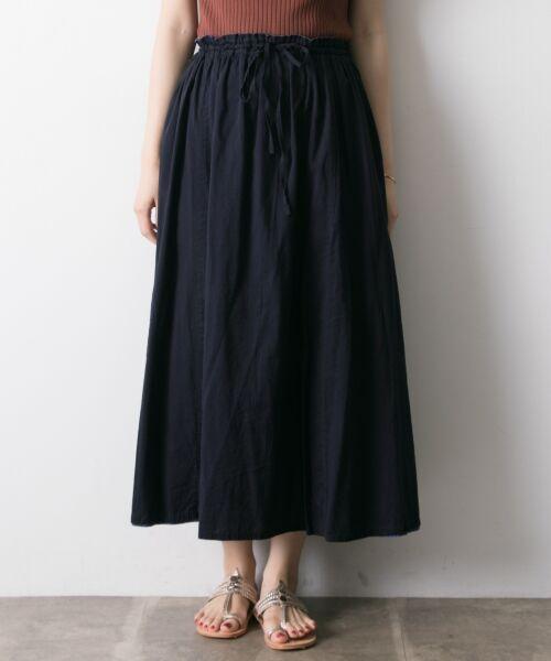 URBAN RESEARCH / アーバンリサーチ スカート   【再入荷】リバーシブル2wayギャザースカート   詳細7