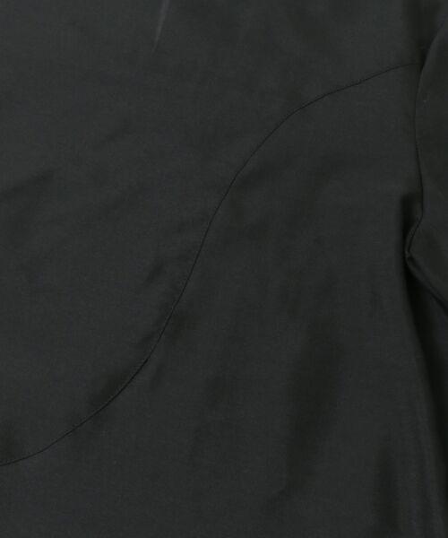 URBAN RESEARCH / アーバンリサーチ シャツ・ブラウス | シアーロングブラウス(7分袖) | 詳細16