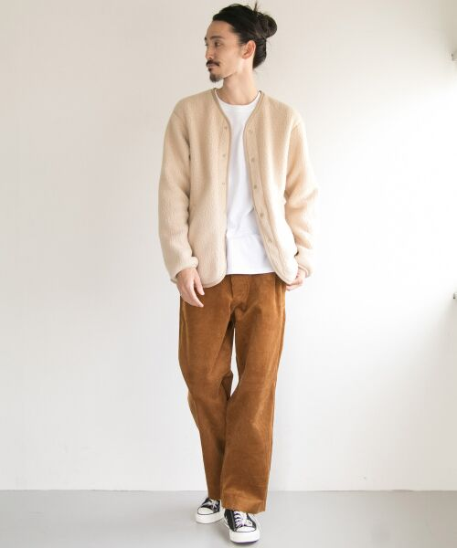 URBAN RESEARCH / アーバンリサーチ その他パンツ | Corduroy Wide Pants | 詳細1