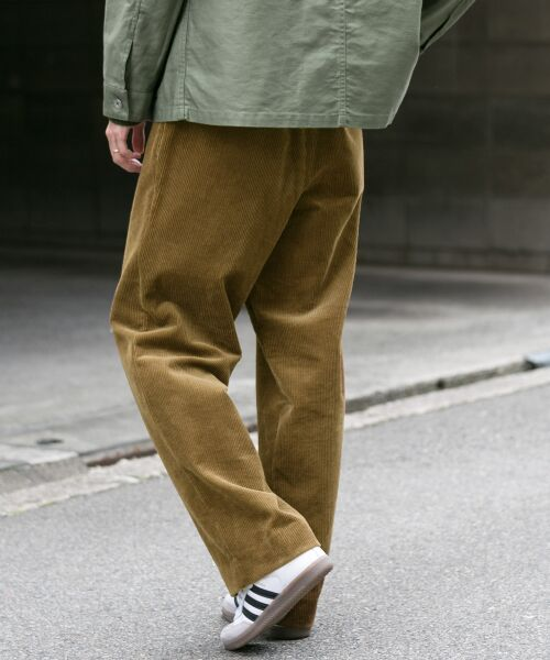 URBAN RESEARCH / アーバンリサーチ その他パンツ | Corduroy Wide Pants | 詳細6