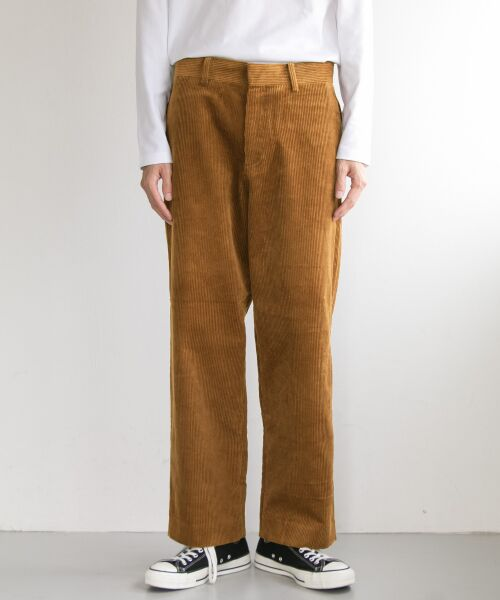 URBAN RESEARCH / アーバンリサーチ その他パンツ | Corduroy Wide Pants | 詳細7