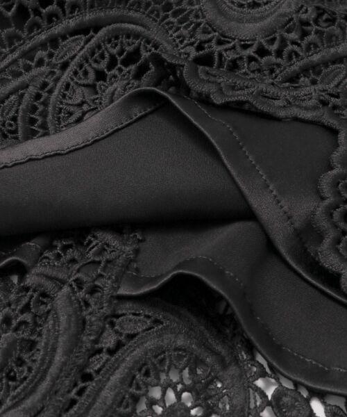 URBAN RESEARCH / アーバンリサーチ スカート | CELFORD ペイズリーレースタイトスカート | 詳細9