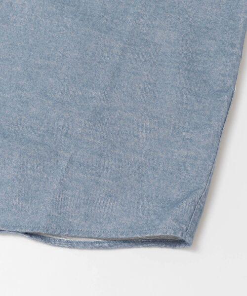 URBAN RESEARCH / アーバンリサーチ シャツ・ブラウス | シャギー起毛シャツ | 詳細17