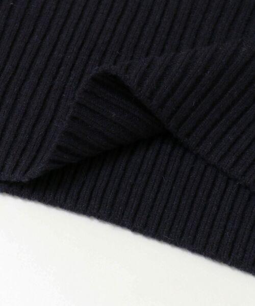 URBAN RESEARCH / アーバンリサーチ ニット・セーター | ボトルネックリブニット | 詳細30