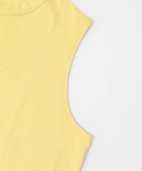 URBAN RESEARCH / アーバンリサーチ ワンピース | Champion×URBAN RESEARCH ウォッシュドコットン刺繍ロゴワンピース | 詳細21