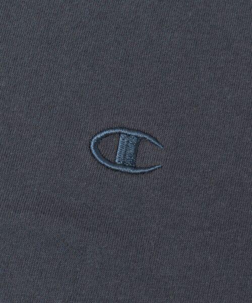 URBAN RESEARCH / アーバンリサーチ Tシャツ | Champion×URBAN RESEARCH ウォッシュドジャージーワイドTシャツ | 詳細19