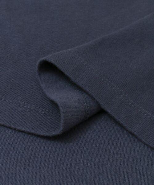 URBAN RESEARCH / アーバンリサーチ Tシャツ | Champion×URBAN RESEARCH ソフトコットン刺繍ロゴVネックTシャツ | 詳細24