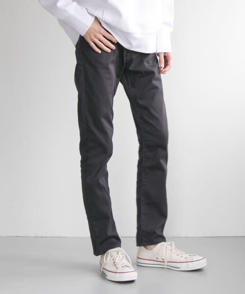 URBAN RESEARCH / アーバンリサーチ その他パンツ   japan made slim trousers(CCL)