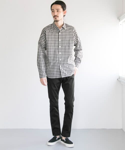 URBAN RESEARCH / アーバンリサーチ その他パンツ   japan made slim trousers   詳細1