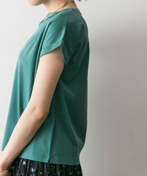 URBAN RESEARCH / アーバンリサーチ Tシャツ | ペルビアンコットンTシャツ | 詳細10