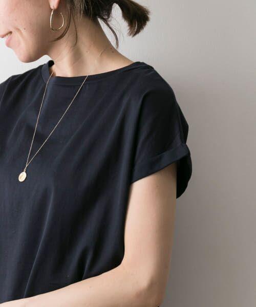 URBAN RESEARCH / アーバンリサーチ Tシャツ | ペルビアンコットンTシャツ | 詳細14