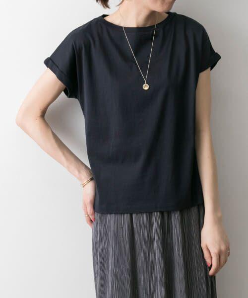 URBAN RESEARCH / アーバンリサーチ Tシャツ | ペルビアンコットンTシャツ | 詳細15