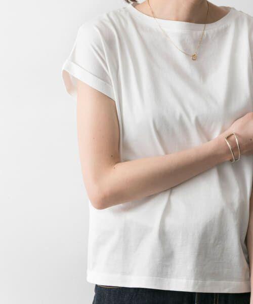 URBAN RESEARCH / アーバンリサーチ Tシャツ | ペルビアンコットンTシャツ | 詳細19
