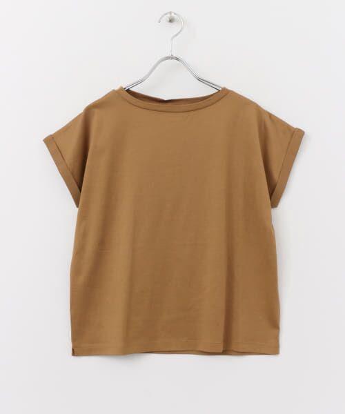 URBAN RESEARCH / アーバンリサーチ Tシャツ | ペルビアンコットンTシャツ | 詳細23