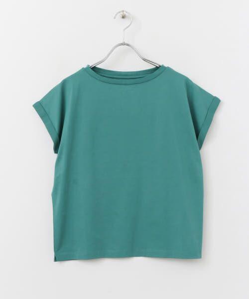 URBAN RESEARCH / アーバンリサーチ Tシャツ | ペルビアンコットンTシャツ | 詳細24