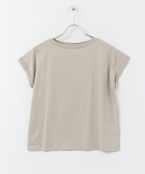 URBAN RESEARCH / アーバンリサーチ Tシャツ | ペルビアンコットンTシャツ | 詳細27