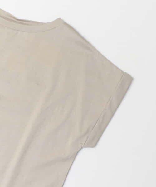 URBAN RESEARCH / アーバンリサーチ Tシャツ | ペルビアンコットンTシャツ | 詳細29