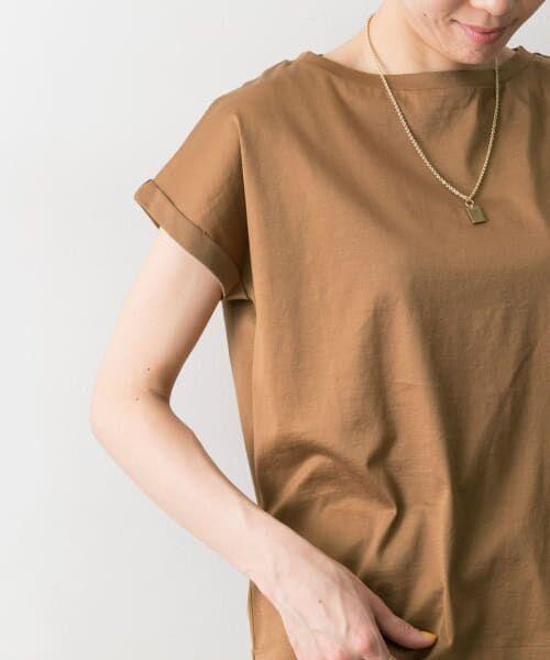 URBAN RESEARCH / アーバンリサーチ Tシャツ | ペルビアンコットンTシャツ | 詳細4