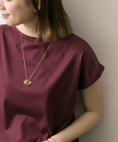 URBAN RESEARCH / アーバンリサーチ Tシャツ | ペルビアンコットンTシャツ | 詳細5
