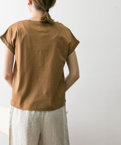 URBAN RESEARCH / アーバンリサーチ Tシャツ | ペルビアンコットンTシャツ | 詳細6