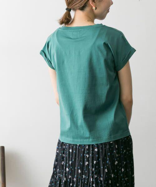 URBAN RESEARCH / アーバンリサーチ Tシャツ | ペルビアンコットンTシャツ | 詳細9
