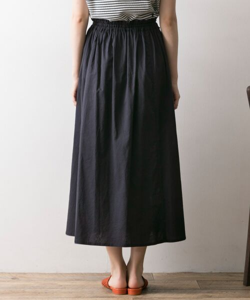 URBAN RESEARCH / アーバンリサーチ スカート   リバーシブル2WAYギャザースカート   詳細15