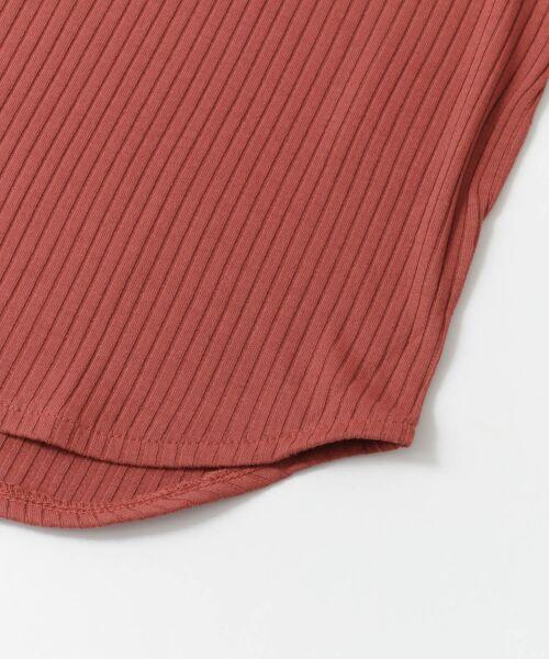 URBAN RESEARCH / アーバンリサーチ Tシャツ | 機能素材針抜きテレコカットソー | 詳細24