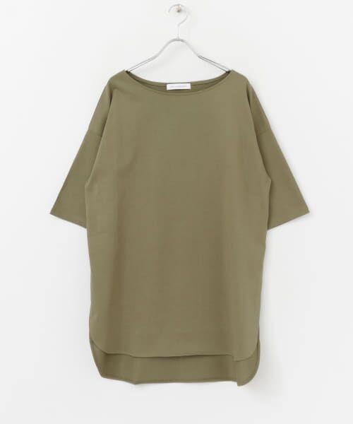 URBAN RESEARCH / アーバンリサーチ Tシャツ   バスク天竺チュニックカットソー   詳細16