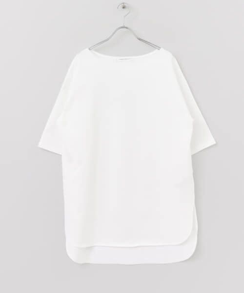 URBAN RESEARCH / アーバンリサーチ Tシャツ   バスク天竺チュニックカットソー   詳細18