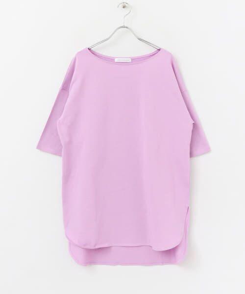 URBAN RESEARCH / アーバンリサーチ Tシャツ   バスク天竺チュニックカットソー   詳細19