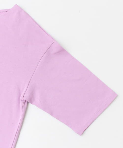 URBAN RESEARCH / アーバンリサーチ Tシャツ   バスク天竺チュニックカットソー   詳細20
