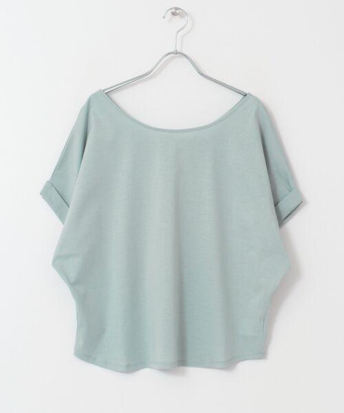 URBAN RESEARCH / アーバンリサーチ Tシャツ | バックリボンカットソー | 詳細20