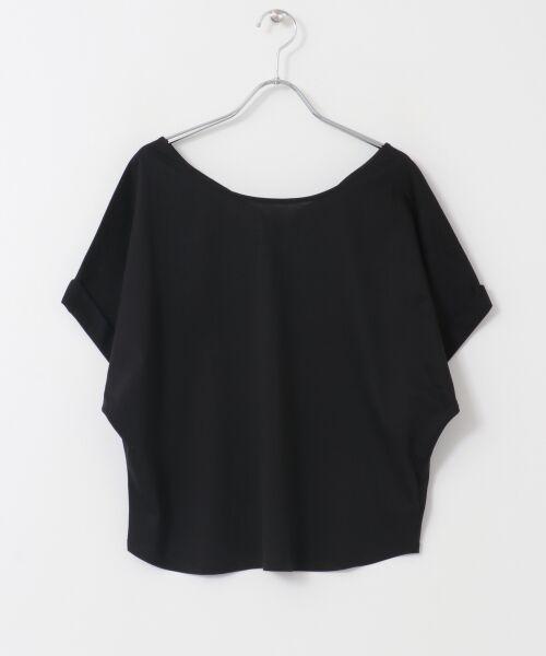 URBAN RESEARCH / アーバンリサーチ Tシャツ | バックリボンカットソー | 詳細22
