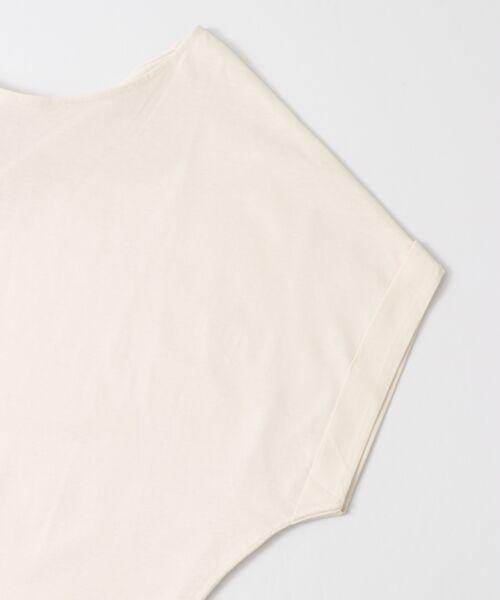 URBAN RESEARCH / アーバンリサーチ Tシャツ | バックリボンカットソー | 詳細23