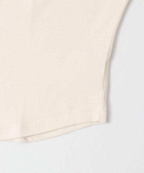 URBAN RESEARCH / アーバンリサーチ Tシャツ | バックリボンカットソー | 詳細24