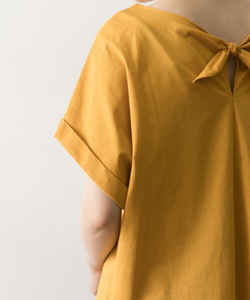 URBAN RESEARCH / アーバンリサーチ Tシャツ | バックリボンカットソー | 詳細8