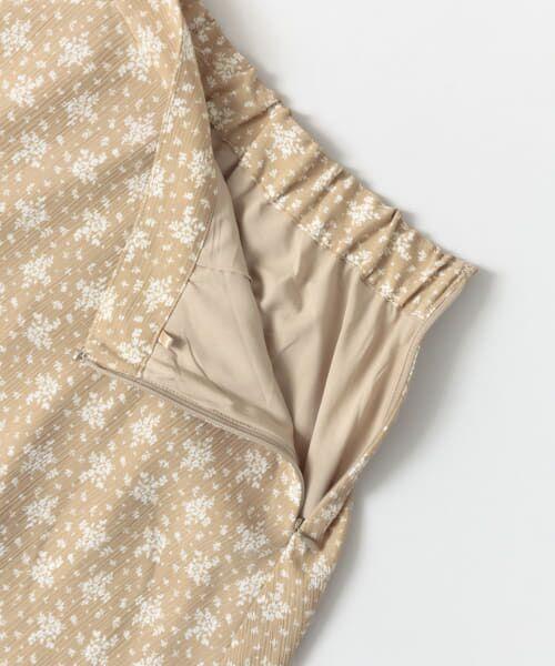 URBAN RESEARCH / アーバンリサーチ スカート | フラワープリントマキシスカート | 詳細11