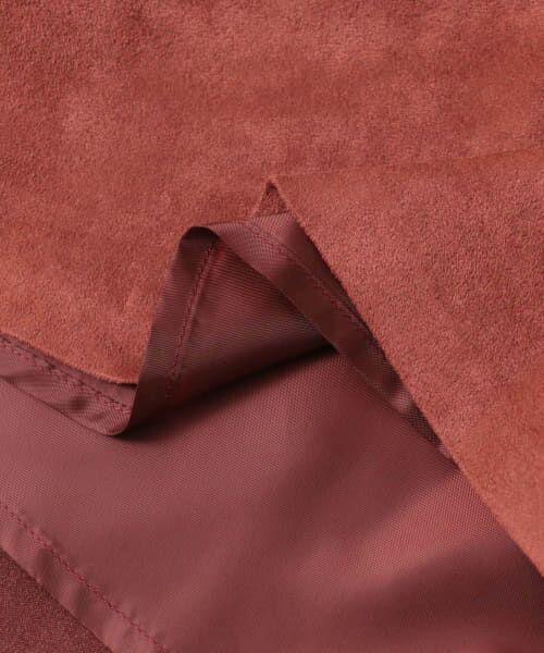 URBAN RESEARCH / アーバンリサーチ スカート | フロント釦フェイクスエードスカート | 詳細27