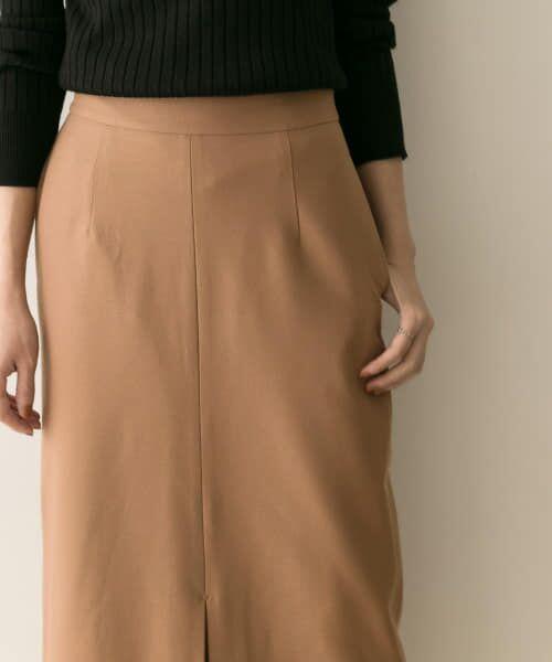 URBAN RESEARCH / アーバンリサーチ スカート | ジョーゼットタイトスカート | 詳細1