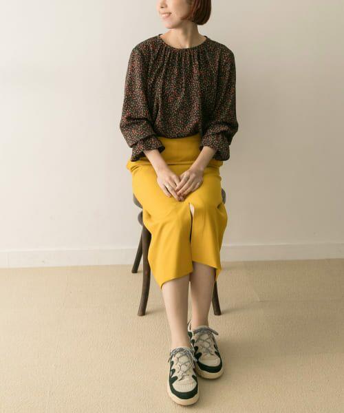 URBAN RESEARCH / アーバンリサーチ スカート | ジョーゼットタイトスカート | 詳細11