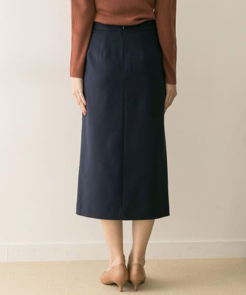 URBAN RESEARCH / アーバンリサーチ スカート | ジョーゼットタイトスカート | 詳細14
