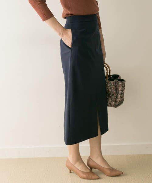 URBAN RESEARCH / アーバンリサーチ スカート | ジョーゼットタイトスカート | 詳細5