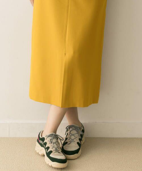 URBAN RESEARCH / アーバンリサーチ スカート | ジョーゼットタイトスカート | 詳細7