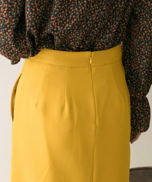 URBAN RESEARCH / アーバンリサーチ スカート | ジョーゼットタイトスカート | 詳細8