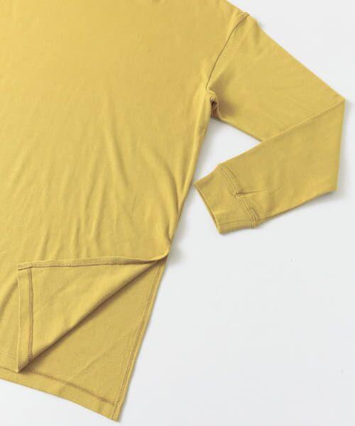 URBAN RESEARCH / アーバンリサーチ Tシャツ   スムースモックネックカットソー   詳細18
