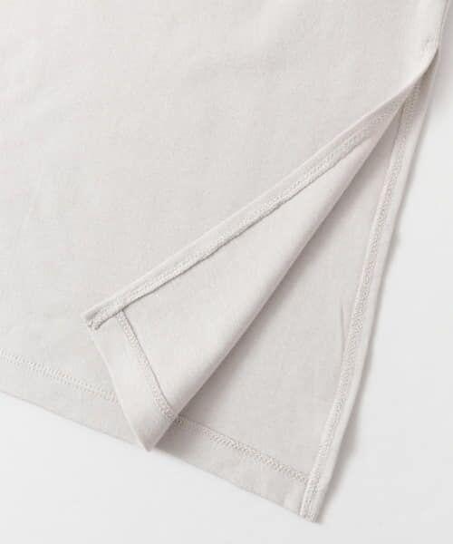 URBAN RESEARCH / アーバンリサーチ Tシャツ   スムースモックネックカットソー   詳細21