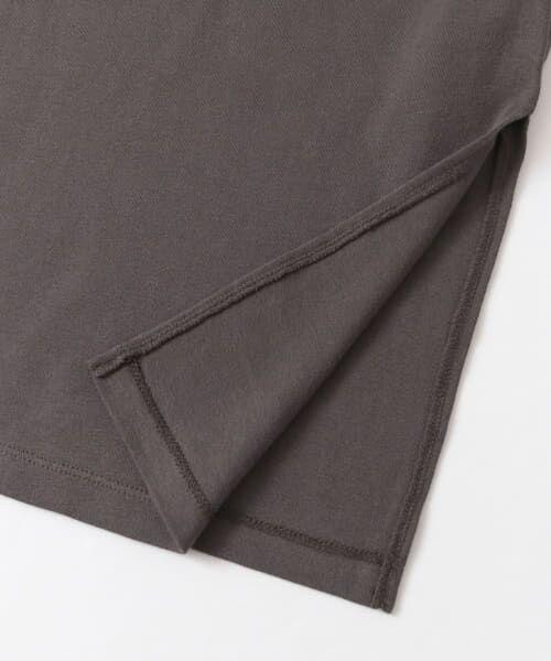 URBAN RESEARCH / アーバンリサーチ Tシャツ   スムースモックネックカットソー   詳細22