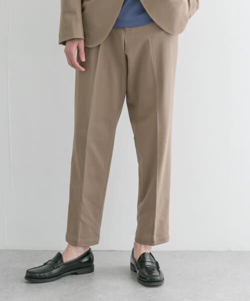 URBAN RESEARCH / アーバンリサーチ その他パンツ | ALBINI SURF KNIT PANTS(BEIGE)